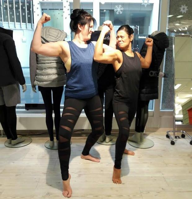 lululemon tech-mesh wunder-under-pant muscle-tank
