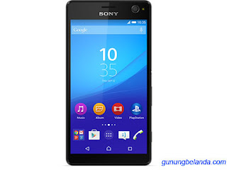 Cara Flashing Sony Xperia C4 E5353