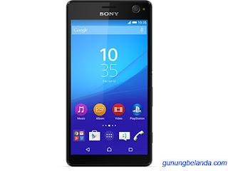 Cara Flashing Sony Xperia C4 E5353