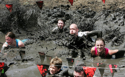 Mud Run maraton del lodo en Australia