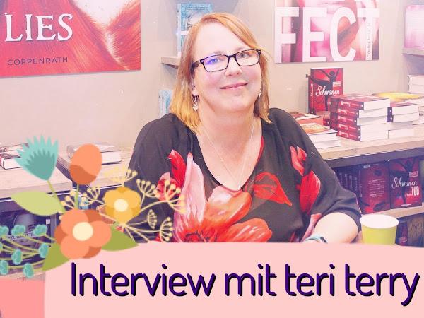[INTERVIEW] mit Teri Terry auf der FBM 2016