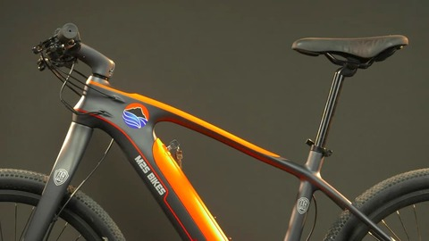 electric bicycle M2S All-Go