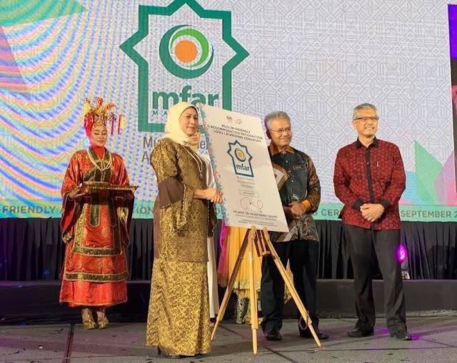 MAJLIS PELANCARAN LOGO MUSLIM-FRIENDLY ACCOMODATION RECOGNITION