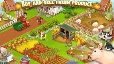 لعبة Hay Day