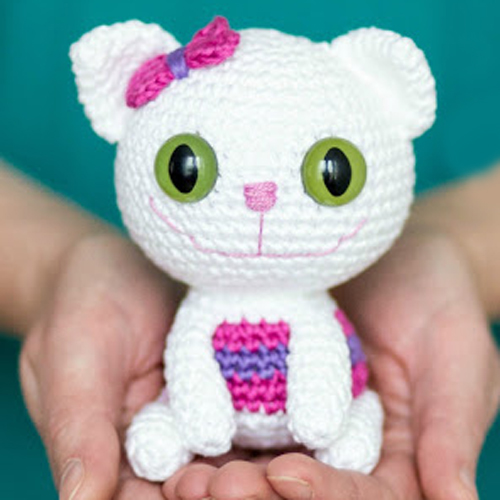 Cheeky Kitty - Free Pattern