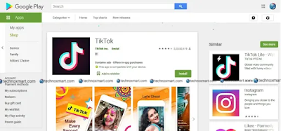 The Ratings Of The TikTok Have Been Relocated To 4.4 Stars On Google Play Store As Google Deleted The Bulk Negative Reviews