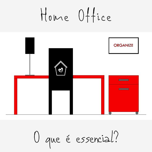 Home Office: como organizar em 5 passos!