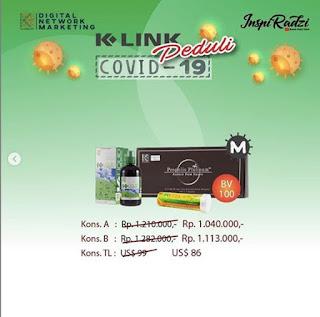 suplemen kesehatan k-link