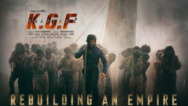 KGF Chapter 2 Movie Budget, Story, Official Trailer, Wiki