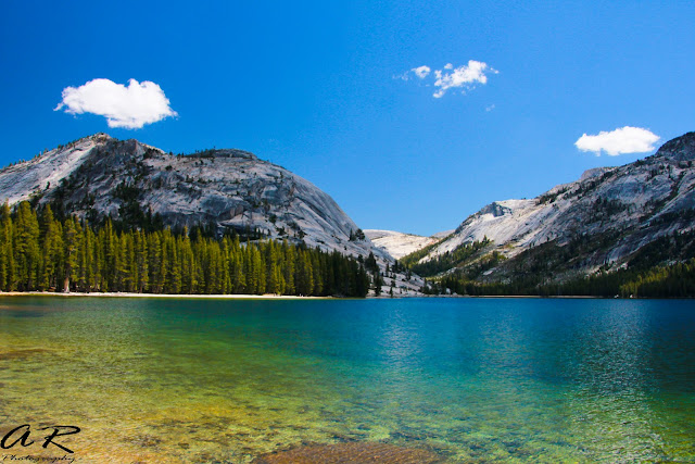Anand Rangaswamy Photography Tenaya Lake And Dog Lake