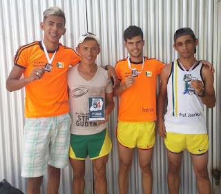 Atletas Picuienses participam do 8º Circuito de Corridas em Natal