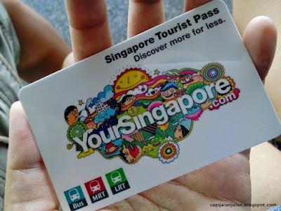 trip bajet ke singapore dengan rm200 sahaja