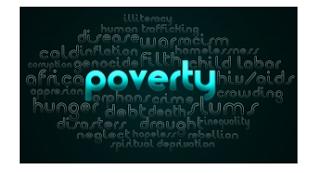Avoid poverty