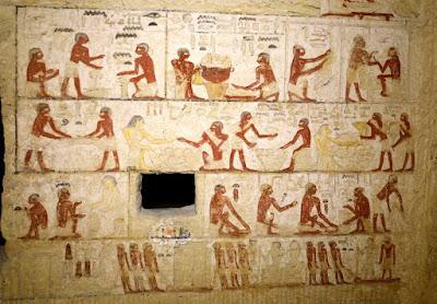 544369154 Su biografía había permanecido desde entonces oculta. Hasta este sábado.  Una misión egipcia ha hallado su tumba
