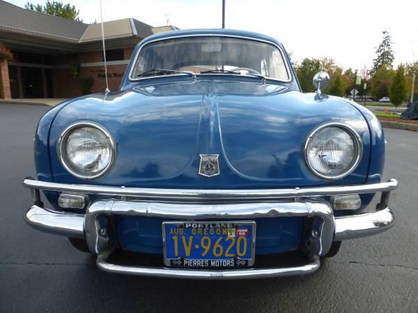 U 2 1959 1959 Renault Da...