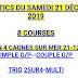 REUNION 4 CAGNES SUR MER 21-12-2019