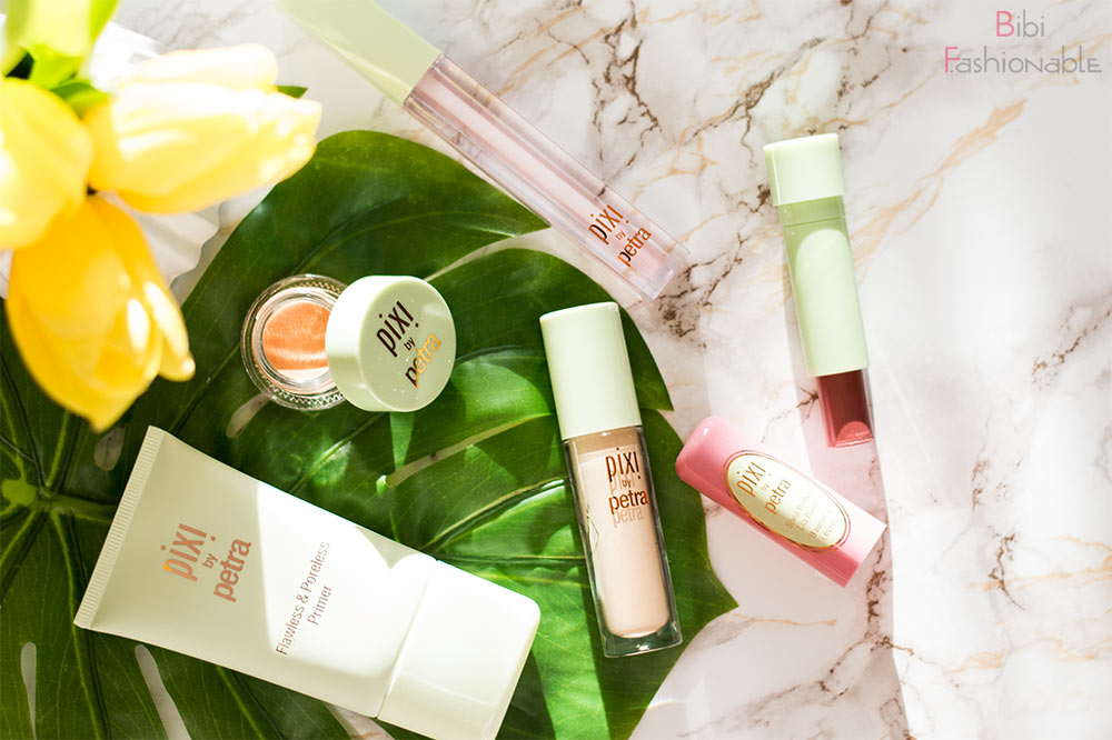 Try Out Pixi by Petra Flatlay nah