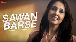 Sawan Barse Lyrics | Suchitra Krishnamoorthi | Surya Vishwakarma