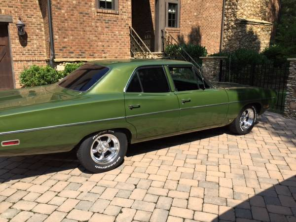 1970 Dodge Coronet R T 4 Door Sedan Buy American Muscle Car