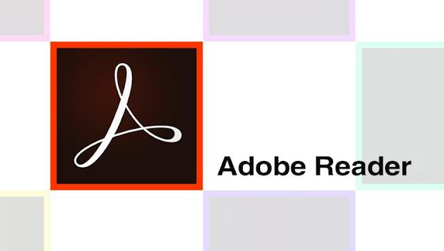 تحميل اكروبات ريدر adobe reader 2020