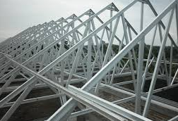 spesifikasi baja ringan untuk atap bengkel smj teknis rangka