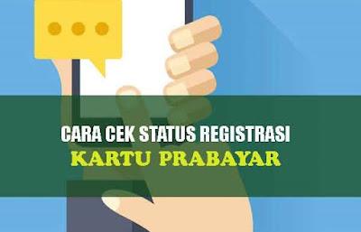 Cara Cek Registrasi Kartu