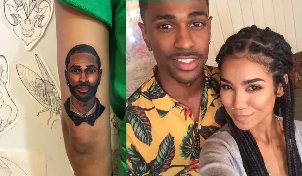 Jhene Aiko Claps Back At Big Sean As She Flaunts Her New Tattoos