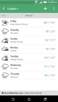 HTC Weather for Android (3)