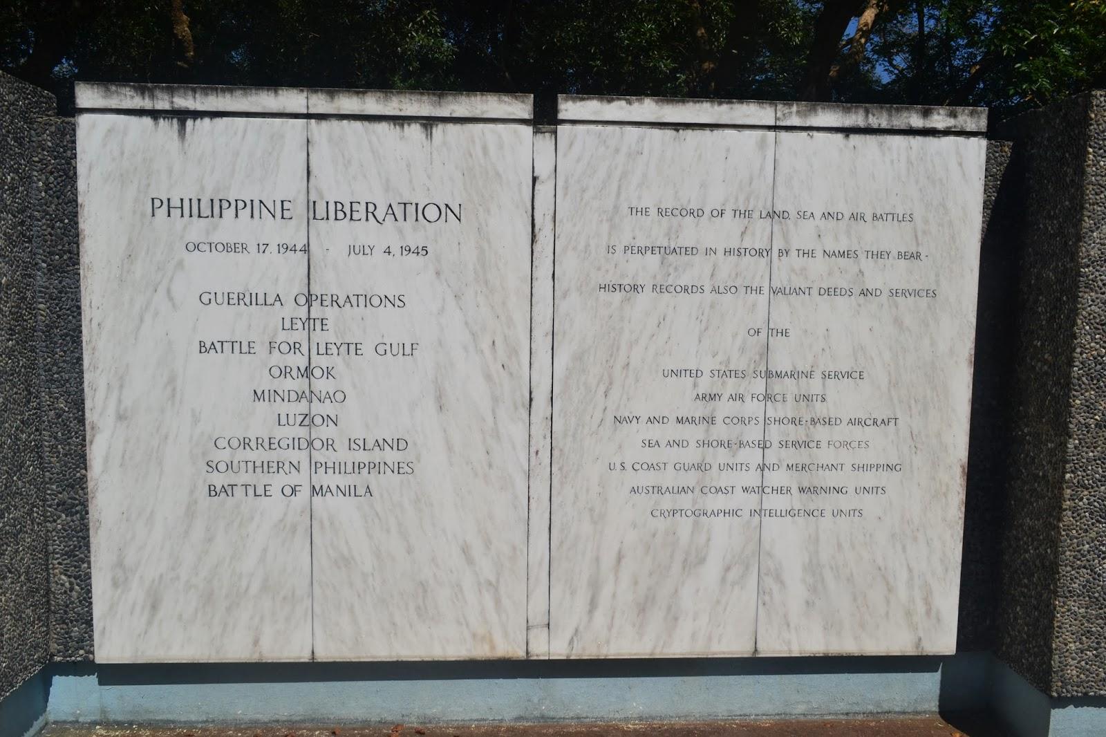 Cavite: Pacific War Memorial