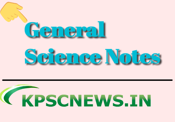 General Science Notes - 3
