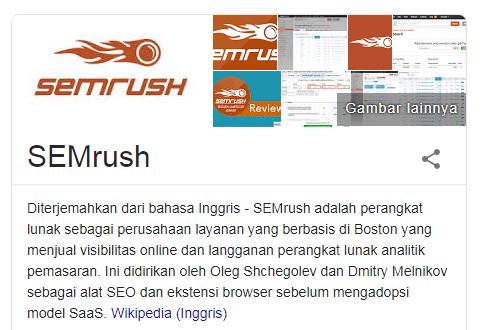 Register SEMRUSH Free 100% Successful