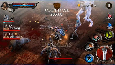 blood warrior mod apk data