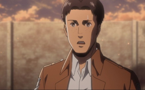 Attack on Titan Reveals Dark Secret Behind Marco's Death