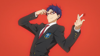 Hellominju.com: Free! (フリー) ハイ☆スピード!| 岩鳶高校水泳部 竜ヶ崎怜 (CV: 平川大輔) | Ryugazaki Rei | Iwatobi High School | Hello Anime !