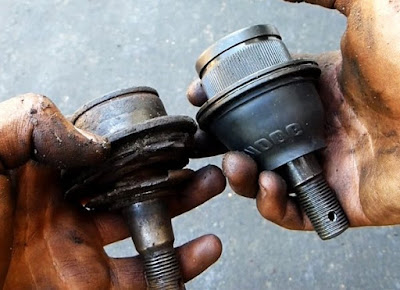 Ball joint mobil