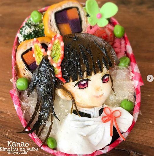 Ibu Ini Membuat Bekal Makanan untuk Anaknya dengan Tema Anime Kimetsu no Yaiba, Ini 10 Karakter yang Dibuatnya!