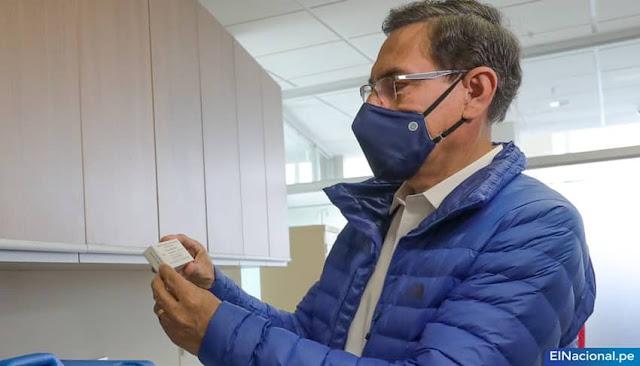 Vacuna de Vizcarra