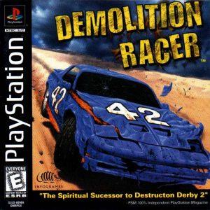 Baixar Demolition Racer (1999) PS1