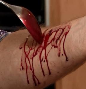 cara membuat darah tiruan
