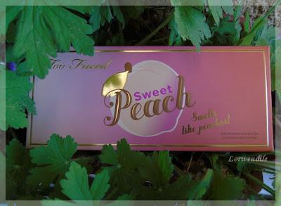 Lorwendile_SweetPeach_Palette