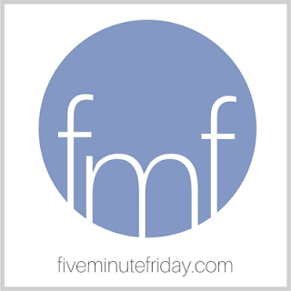 five minute friday series button new