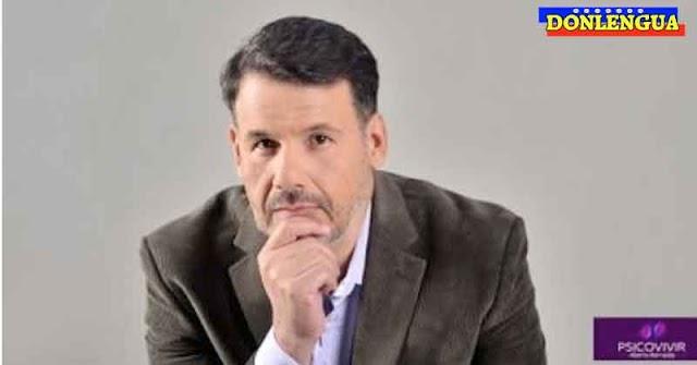 Alberto Barradas recomienda a los venezolanos a irse del Perú