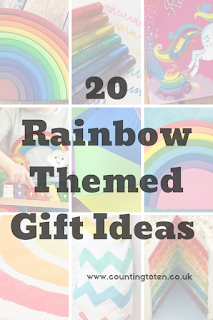20 Rainbow Themed Gift Ideas