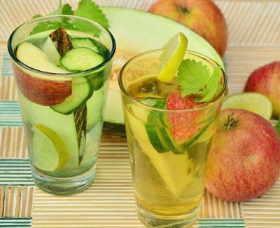 cuka apel diet menurunkan berat badan