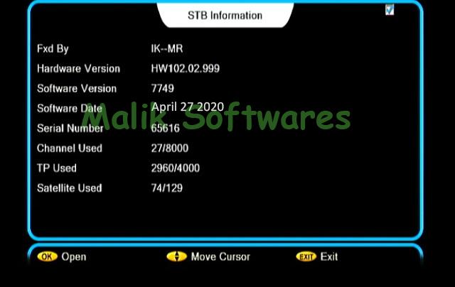 ali3510c hw102.02.999 new software Update 2020 not Powervu