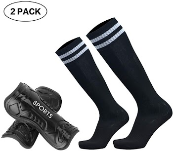 50% off Lightweight Breathable Boys Shin Guards Soccer Youth Necessary Football Equipment