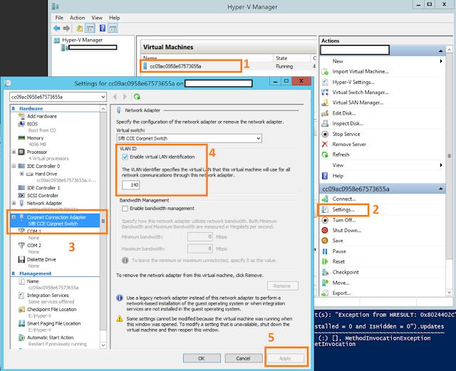 Skype for Business Cloud Connector Edition Fails on BaseVM