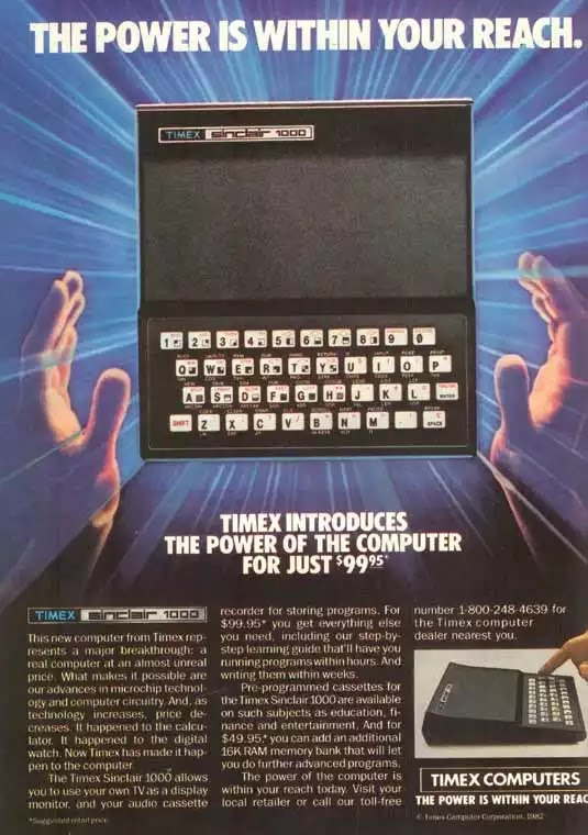 Old days' Computer Advertisements 20