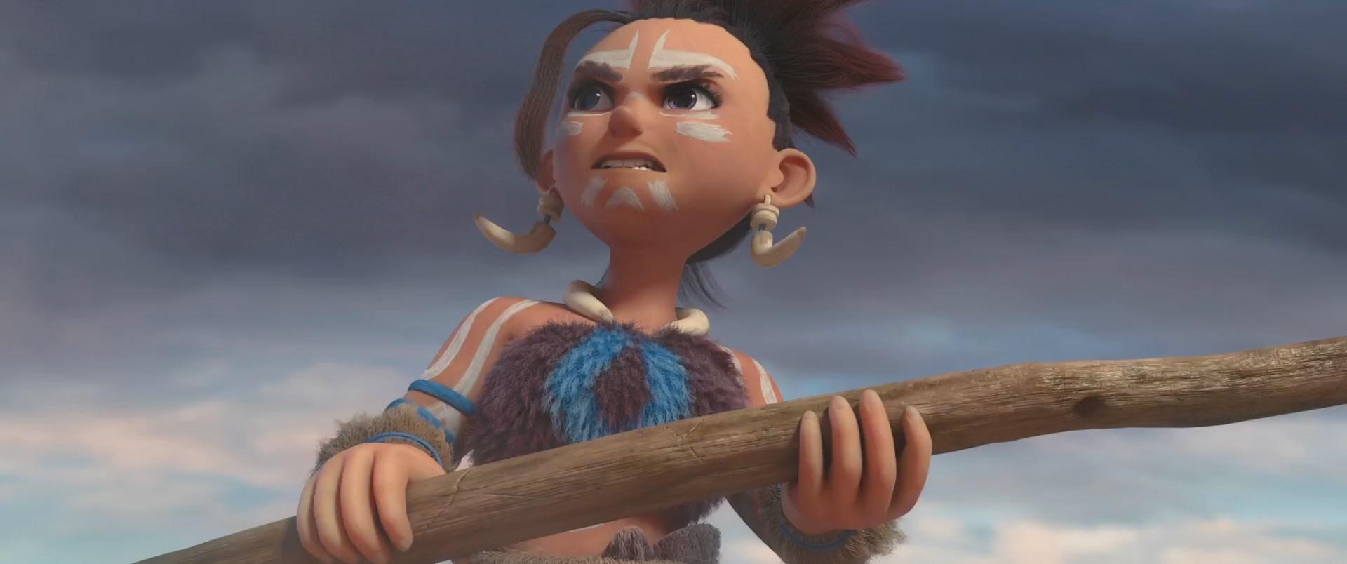 Boonie Bears: aventura en la prehistoria (2019) 1080p WEB-DL