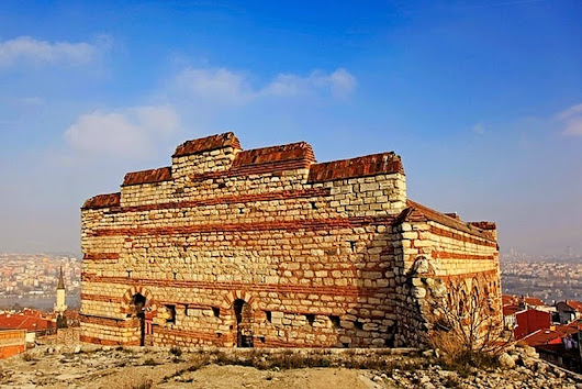 Palace of the Porphyrogenitus ( Tekfur Sarayı )